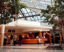 Hotel CROWNE PLAZA SCHIPHOL AIRPORT, Amsterdam, Netherlands